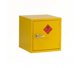 Hazardous storage cabinet