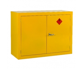 FB22-Flammable-Item-Storage-Cabinet-Yellow
