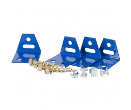 Floor Fixing Kit for Rivet Racking & Shelving