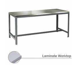 Extra Heavy Duty Engineering Workbench with Laminate Worktop