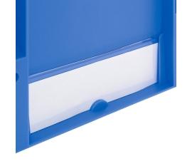 Transparent PVC label holders