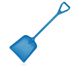 Large Long Plastic Handled Shovel for Food Ingredients