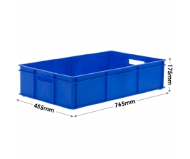 Stacking Confectionery Tray Solid sides and base