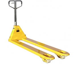 Extra Long Fork Pallet Truck - Heavy Duty