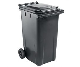 Wheelie Bin 240 Litre with 2 Wheels