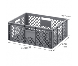 Economy Range Ventilated Containers 43 Litres