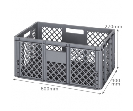 Economy Range Ventilated Containers 54 Litres