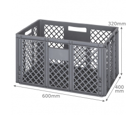 Economy Range Ventilated Containers 64 Litres