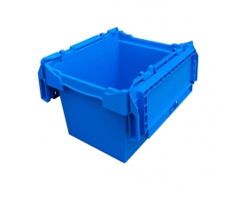 Open Storage Plastic Box