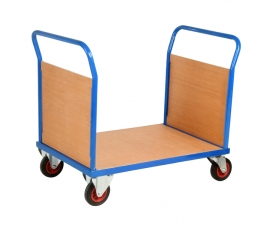 Platform Truck Ply Double End