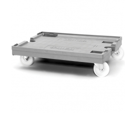 800mm x 600mm Euro Container Dolly