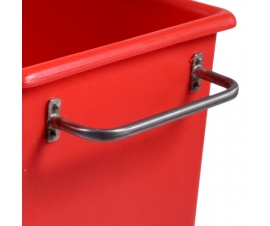 Stainless Steel Handle for Mobile Containers