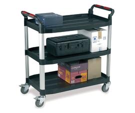3 Shelf Utility Trolley