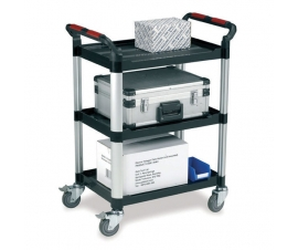 3 Shelf Utility Shelf Trolley