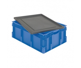 Drop-on lid to suit 800 x 600mm footprint containers