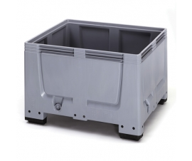 PLASBBG1210 Plastic Pallet Box Standard with Feet