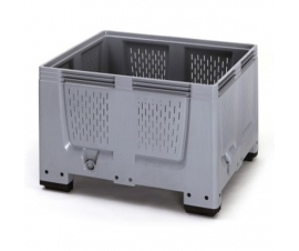 Pallet Box Perforated 670 Litre