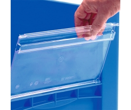 XL Picking Container Window