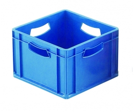Non Euro Stacking Boxes with Hand Holes