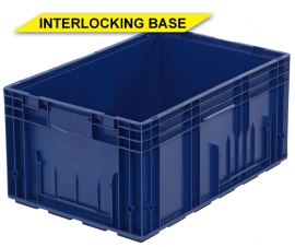 R-KLTs Automotive Containers with Inter-Locking Bases