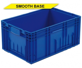 RL-KLT Automotive Containers with Smooth Base