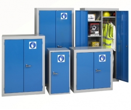 PPE Cabinet and PPE Storage Cupboards