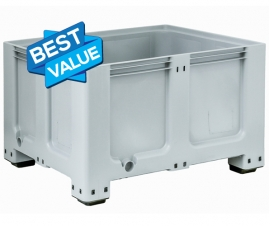 Plastic Pallet Boxes Best Value Economy Range