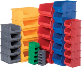 XL Range Picking Bins