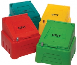 Grit Bins and Salt Bins