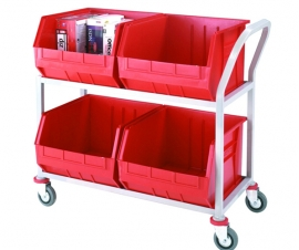 Store, Picking and Distribution Trolleys
