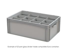 Basicline Glass Dividers