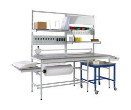 Pack Tech Dual Kit 1 Packing Bench