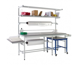 Pack Tech Dual Kit 3 Packing Bench