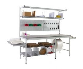 Pack Tech Dual Kit 4 Packing Bench