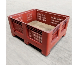 Used Ventilated Pallet Box Container