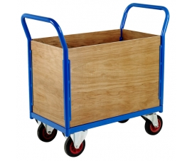 4 Sided Plywood Truck