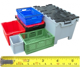 Storage Boxes By Size