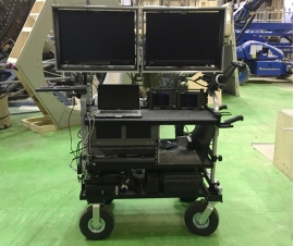 Filming and TV Industry Carts