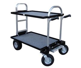 Junior Magliner Filming Cart Ideal for Camera Operators and Lighting Technicians