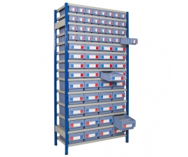 Shelf Trays and Shelf Tray Bays - Expo 4 Range