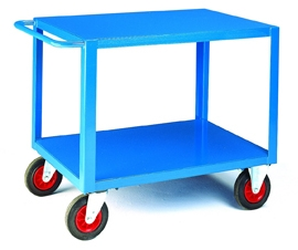 Table Trolleys, Wheeled Tables and Tables with Wheels