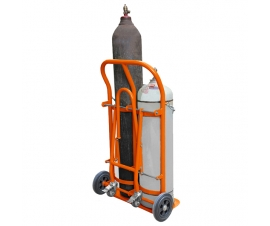 Double Folding Cylinder Trolley