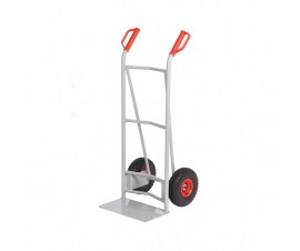 Sack Truck with Axle Supports