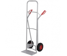 Sack Truck With a High Back