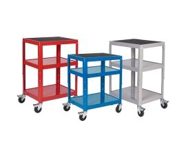 Steel Height Adjustable Trolley