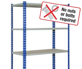 J Rivet Racking and Shelving