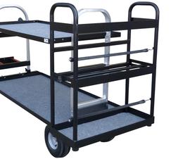 Caddies for Magliner Filming Carts