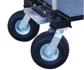 Wheel Conversion Kits for Magliner Filming Carts
