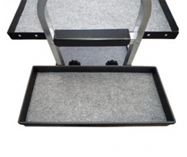Magliner Filming Cart Shelves and Trays