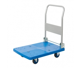 PPU81Y Small Platform Trolley